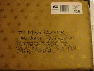 Clover's package
